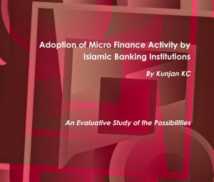 Adoption of Micro Finance Activity by Islamic Banking Institutions PDF