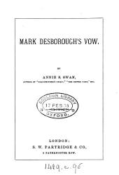 Mark Desborough's Vow