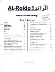 Al Raida PDF