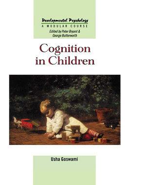 Cognition In Children PDF