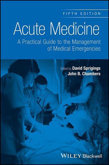 Acute Medicine PDF