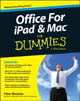 Office for iPad and Mac For Dummies PDF
