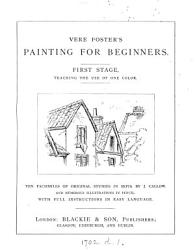 Vere Foster S Painting For Beginners Stage 1 2 Book PDF