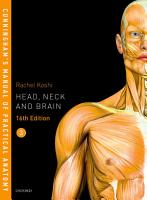 Cunningham s Manual of Practical Anatomy VOL 3 Head  Neck and Brain PDF