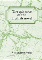 The advance of the English novel PDF