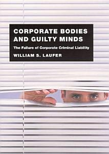 Corporate Bodies and Guilty Minds Book