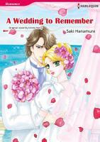 A WEDDING TO REMEMBER PDF