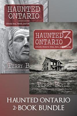 Haunted Ontario 2 Book Bundle