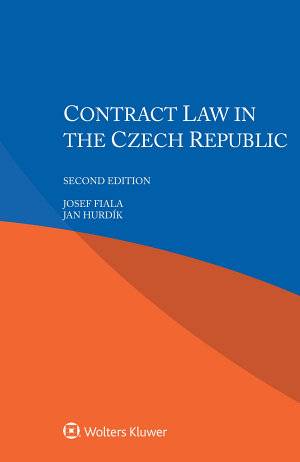 Contract Law in the Czech Republic