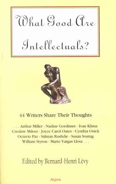 What Good are Intellectuals  PDF