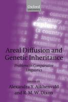 Areal Diffusion and Genetic Inheritance PDF