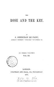 The Rose and the Key Book
