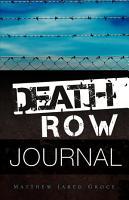 Death Row Journal PDF