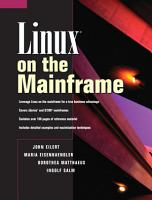Linux on the Mainframe PDF