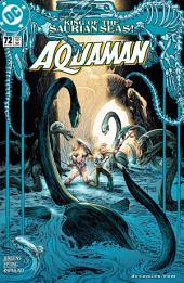 Aquaman (1994-) #72