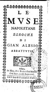 Le muse napoletane egroche di Gian Alesio Abbattutis