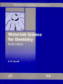 Materials Science for Dentistry, Ninth Edition