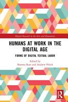 Humans at Work in the Digital Age PDF