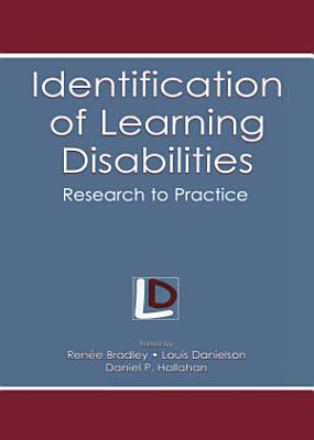 Identification of Learning Disabilities