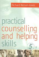 Practical Counselling   Helping Skills PDF