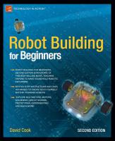 Robot Building for Beginners PDF