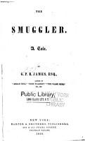 The Smuggler PDF
