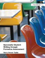 Successful Student Writing through Formative Assessment PDF