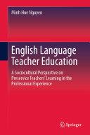 English Language Teacher Education