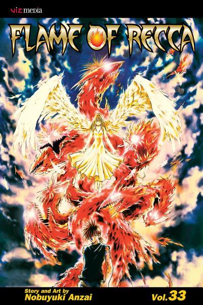 Download Flame of Recca Book