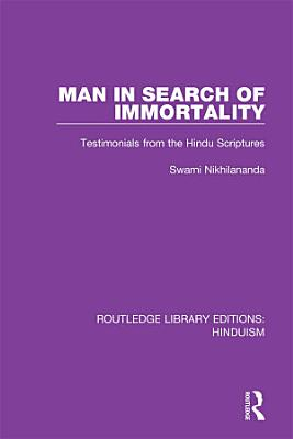 Man in Search of Immortality