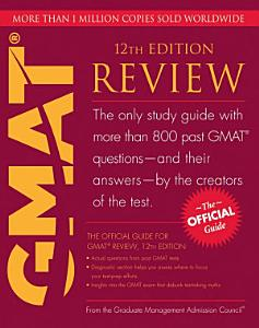 The Official Guide for GMAT Review Book