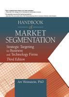 Handbook of Market Segmentation PDF