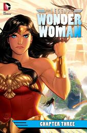 The Legend of Wonder Woman (2015-) #3