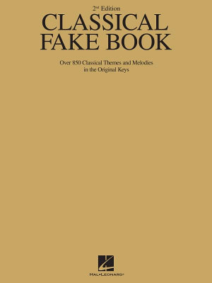 Classical Fake Book  Songbook