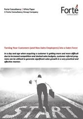 Turning Your Customers (and Non-Sales Employees) into a Sales Force