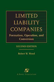 Limited Liability Companies PDF