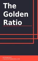 The Golden Ratio PDF