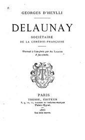 Delaunay: sociétaire de la Comédie-Française