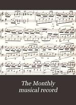 The Monthly Musical Record
