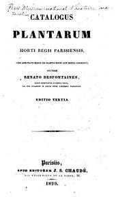 Catalogus plantarum Horti regii parisiensis