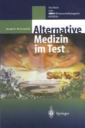 """Alternative Medizin im Test: Das Buch zum SWR ?-Wissenschaftsmagazin """"SONDE"""""""