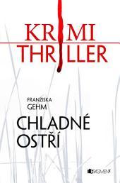Krimi thriller – Chladné ostří