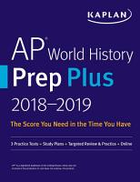 AP World History Prep Plus 2018 2019 FREE for a limited time  PDF