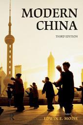Modern China: Edition 3