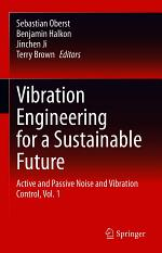 Vibration Engineering for a Sustainable Future