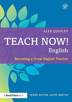 Teach Now  English