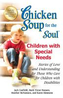 Chicken Soup for the Soul Children with Special Needs PDF