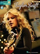 Taylor Swift (Songbook): Pro Vocal Women's Edition, Volume 49