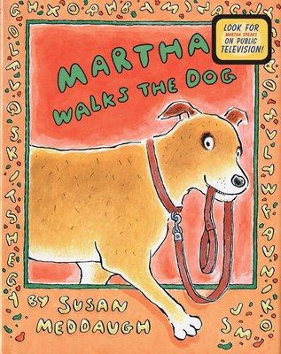 Download Martha Walks the Dog Book