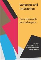 Language and Interaction PDF